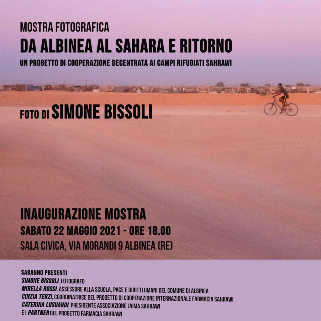 Albinea_Sahara