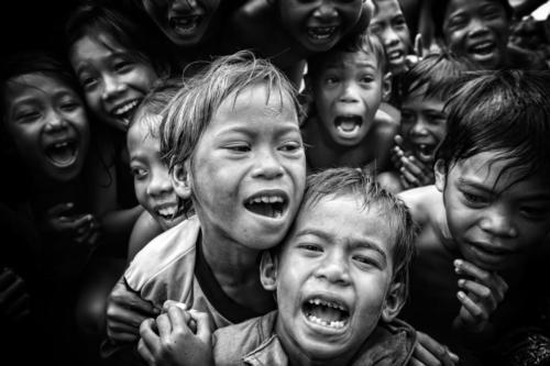 Titolo: INDONESIAN CHILDREN - Premio Speciale Gelmino Vicentini,  Pierluigi Rizzato
