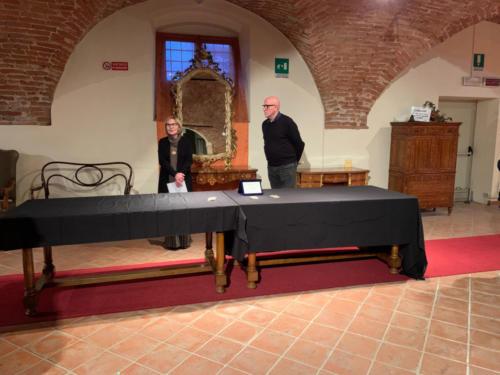 I Lettori: Orietta Bay Renato Begnoni -*Assente: Luciano Perbellini