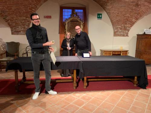 Premiato: Marco Meneghello