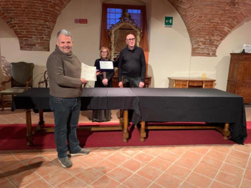 Premiato: Simone Bissoli